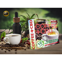 CBD Coffee | Regular & Decaf