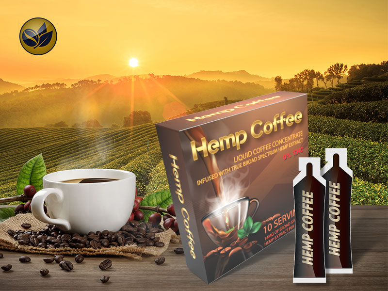 Hemp Coffee - Regular