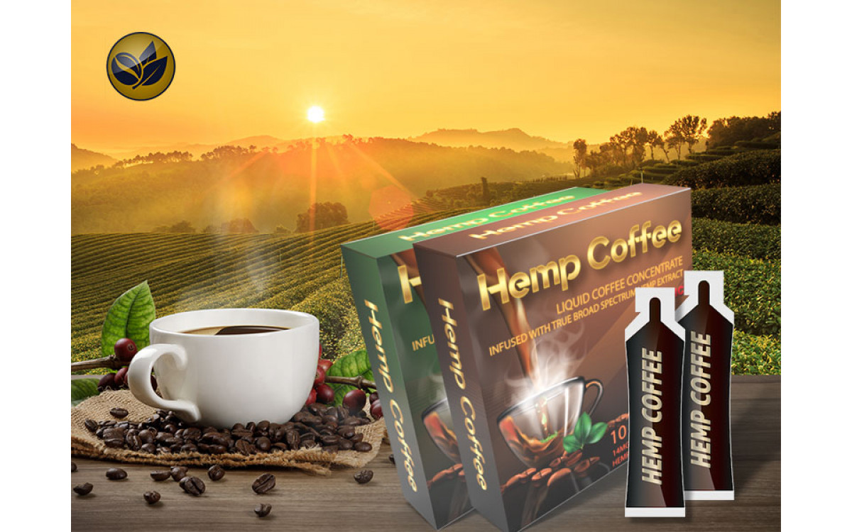 Hemp You Can Feel™ Coffee