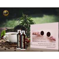 Hemp Coffee 100% FREE Sample!