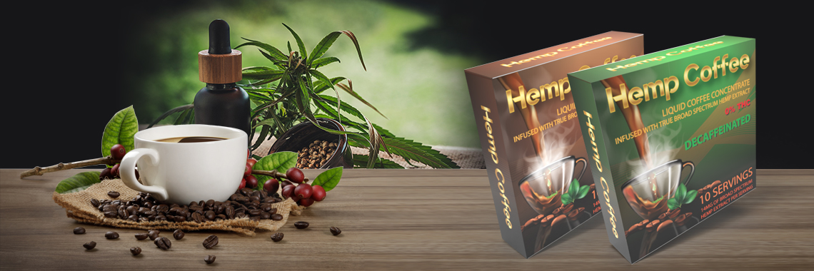 Infused Liquid Coffee Concentrates